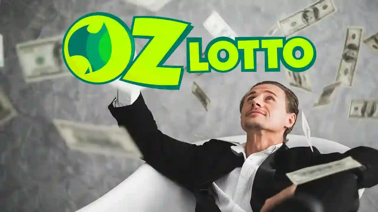 OZ Lotto Draw 1445, winning numbers for October 26, 2021, Tuesday