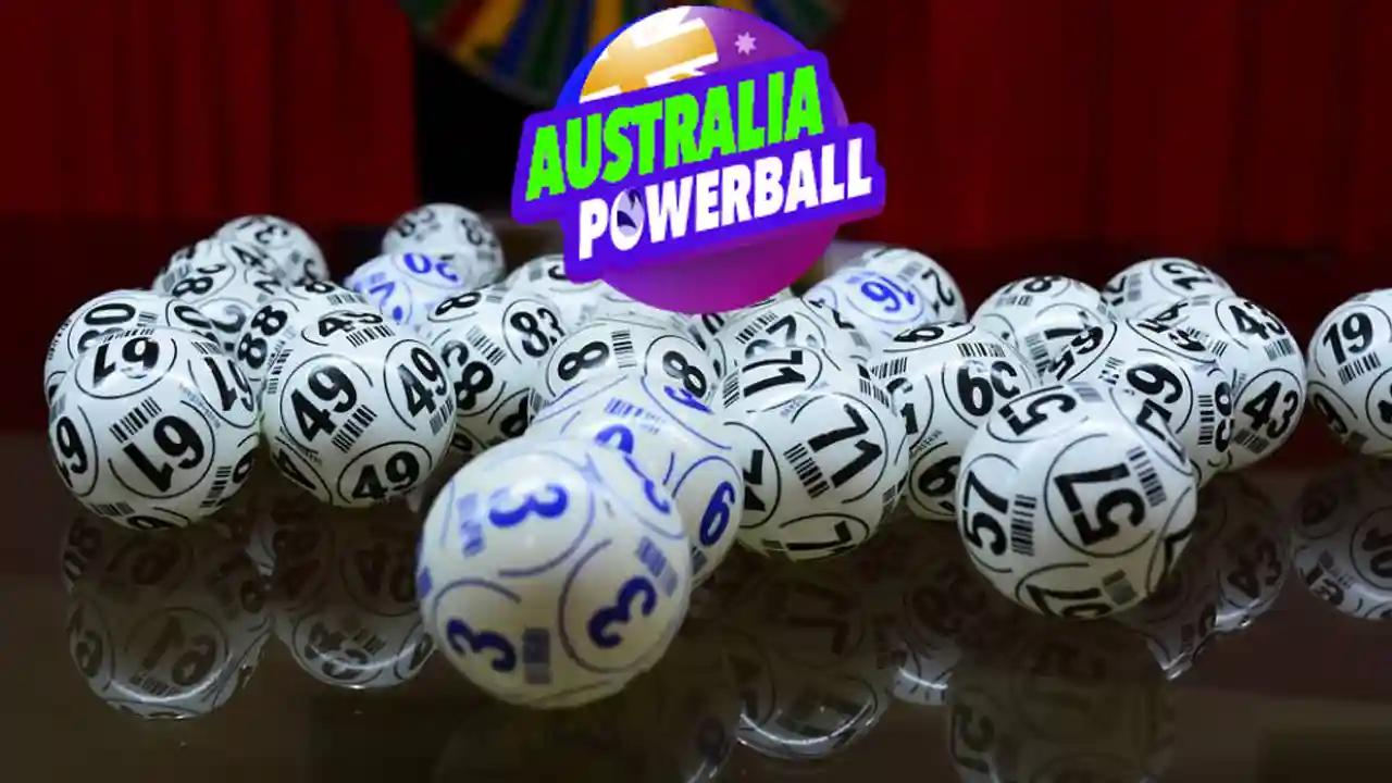 Powerball winning numbers for Thursday, 09/23/2021; draw 1323, Lottery AUS