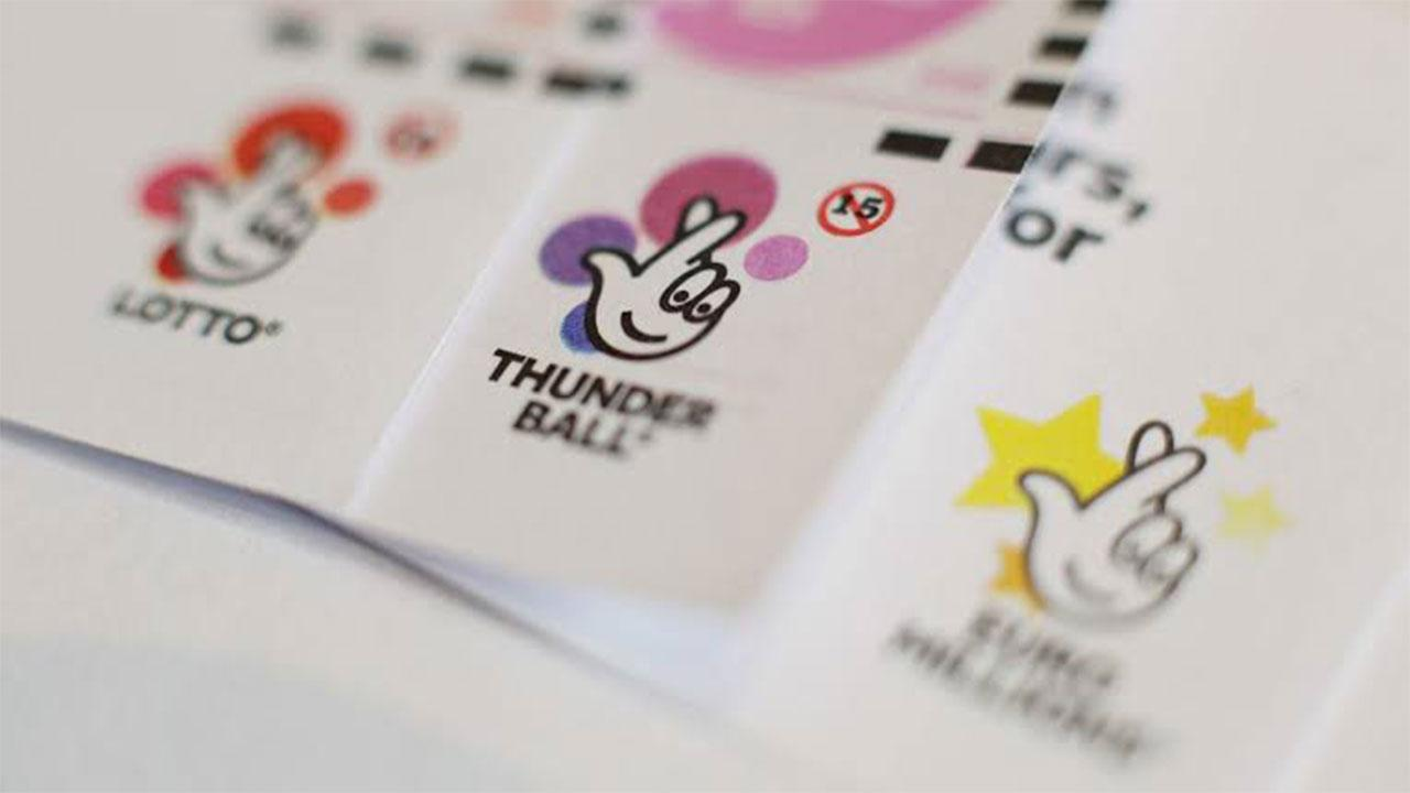 Thunderball Lotto winning numbers for 20 July, 2021