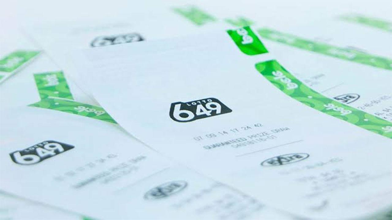 Winnipeg ticket holder wins $100,000 in Lotto 6/49 draw